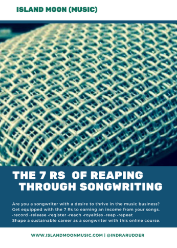 The & Rs of Reaping Through Your Songwriting