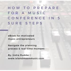 eBook MusicConferencePrep