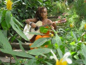 garden and guitar2