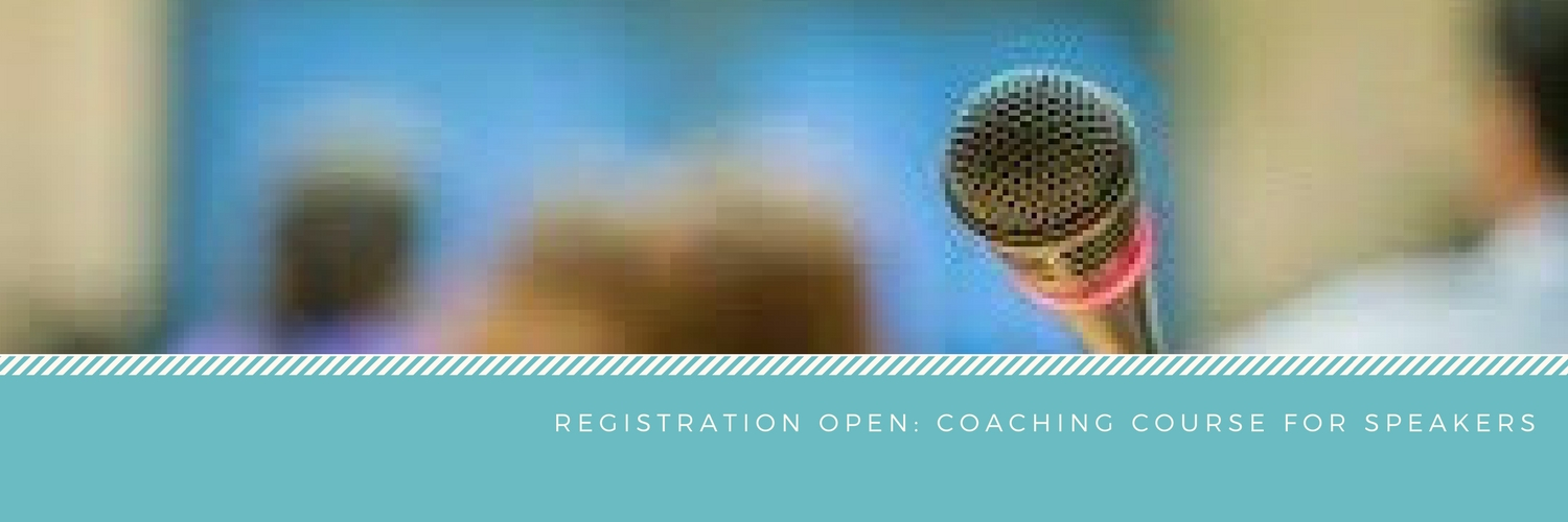 """Fine-Tune Your Voice"" – a coaching for Speakers & Vocalists"