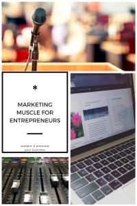 marketing muscle for entrepreneurs